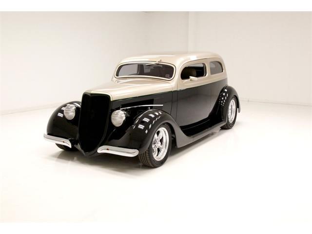 1935 Ford Tudor (CC-1454451) for sale in Morgantown, Pennsylvania