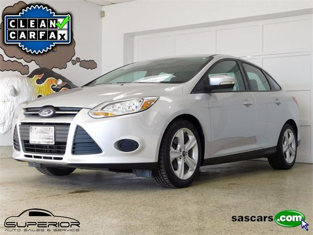 2013 Ford Focus (CC-1454486) for sale in Hamburg, New York