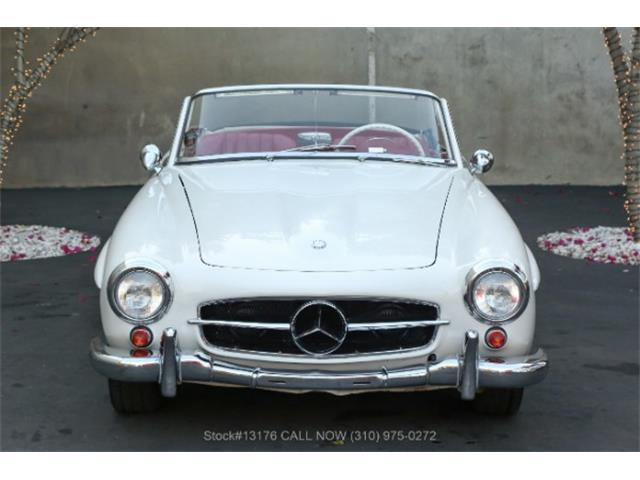 1958 Mercedes-Benz 190SL (CC-1454488) for sale in Beverly Hills, California