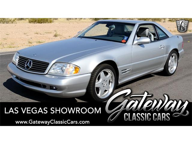 1999 Mercedes-Benz SL500 (CC-1450449) for sale in O'Fallon, Illinois