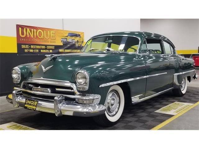 1954 Chrysler New Yorker (CC-1454498) for sale in Mankato, Minnesota