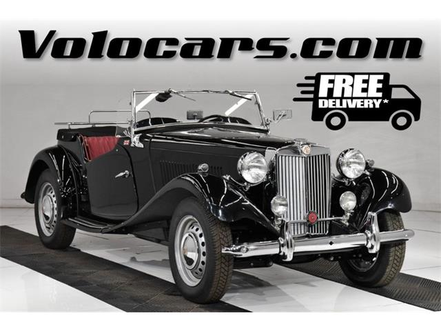 1952 MG TD (CC-1454517) for sale in Volo, Illinois
