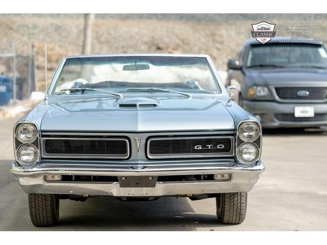 1965 Pontiac GTO (CC-1454526) for sale in Milford, Michigan
