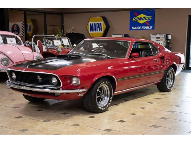 1969 Ford Mustang (CC-1454545) for sale in Venice, Florida