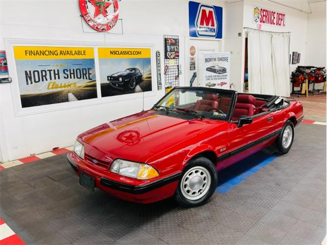 1989 Ford Mustang (CC-1454558) for sale in Mundelein, Illinois