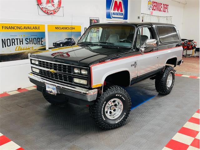 1989 Chevrolet Blazer (CC-1454561) for sale in Mundelein, Illinois