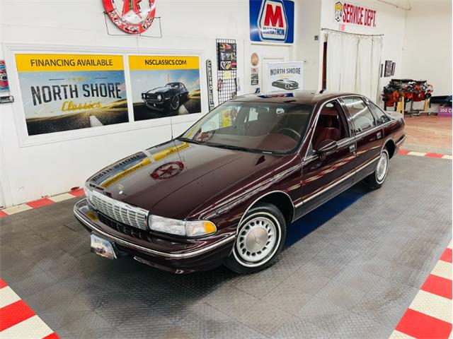 1994 Chevrolet Caprice (CC-1454563) for sale in Mundelein, Illinois