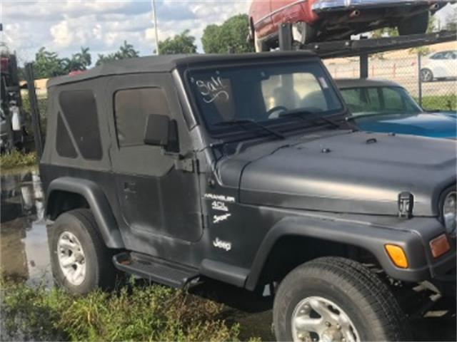 2000 Jeep Wrangler (CC-1454566) for sale in Miami, Florida
