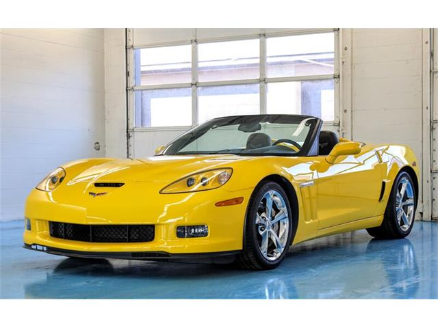 2011 Chevrolet Corvette (CC-1454580) for sale in Springfield, Ohio