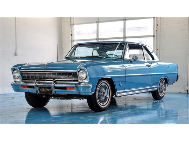1966 Chevrolet Nova II (CC-1454584) for sale in Springfield, Ohio