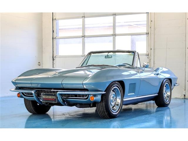 1967 Chevrolet Corvette (CC-1454585) for sale in Springfield, Ohio