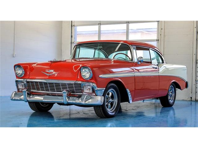 1956 Chevrolet Bel Air (CC-1454586) for sale in Springfield, Ohio