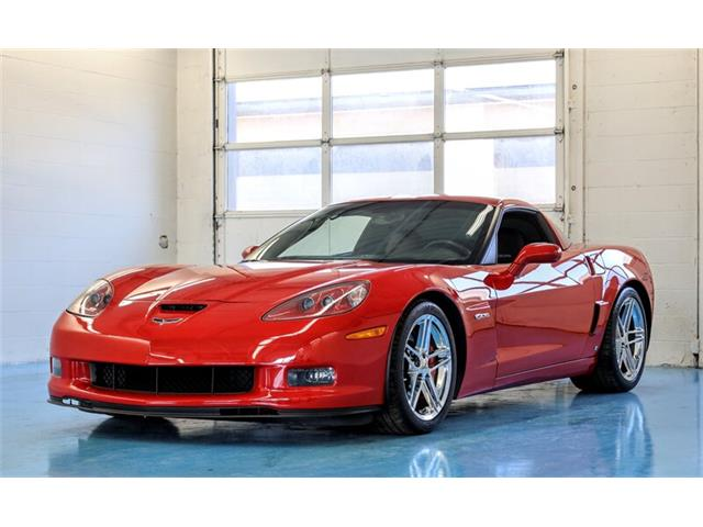 2008 Chevrolet Corvette Z06 (CC-1454588) for sale in Springfield, Ohio