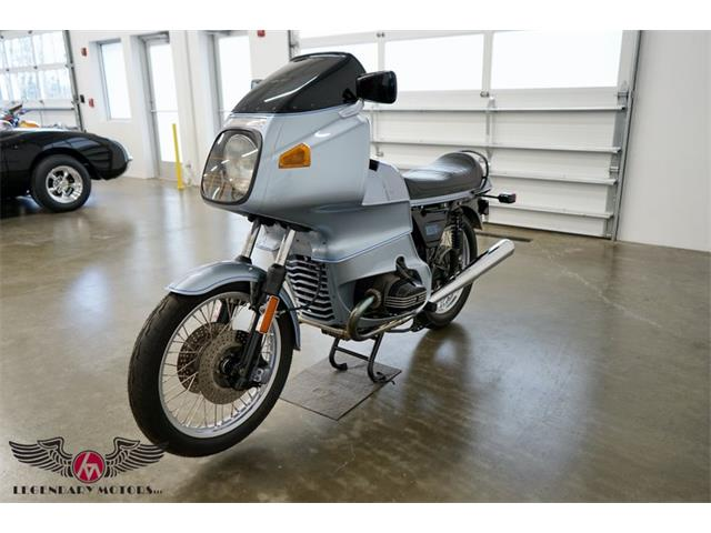 1977 BMW Motorcycle (CC-1454590) for sale in Rowley, Massachusetts