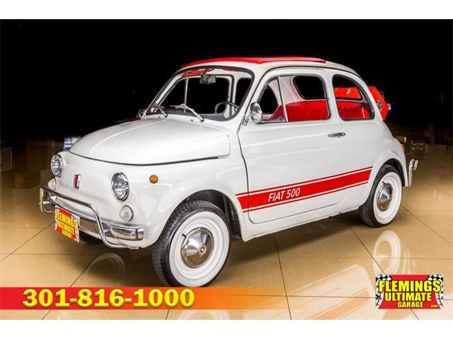 1970 Fiat 500L (CC-1454595) for sale in Rockville, Maryland