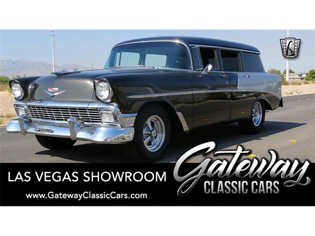 1956 Chevrolet Bel Air Wagon (CC-1450460) for sale in O'Fallon, Illinois