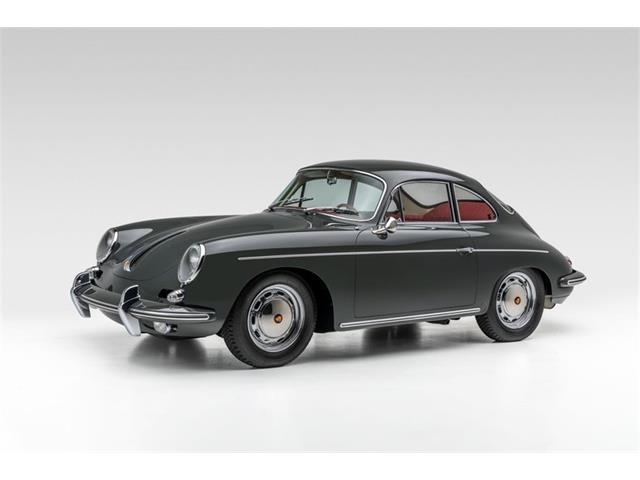 1963 Porsche 356B (CC-1454602) for sale in Costa Mesa, California