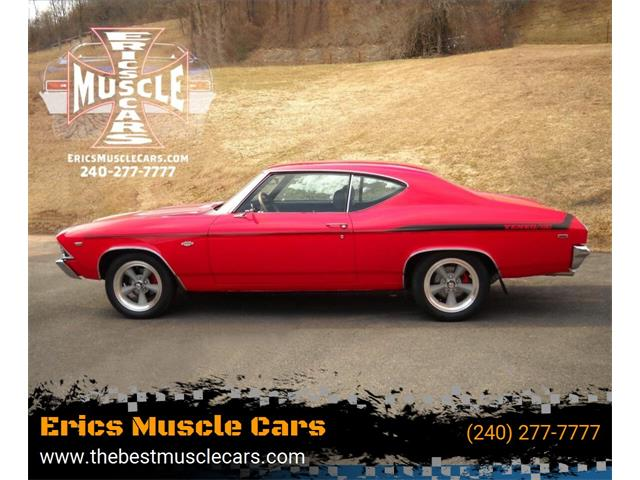 1969 Chevrolet Chevelle SS (CC-1454605) for sale in Clarksburg, Maryland