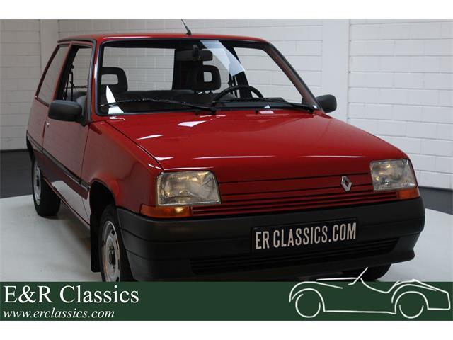 1993 Renault R5 (CC-1454656) for sale in Waalwijk, Noord Brabant