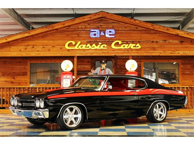 1970 Chevrolet Chevelle (CC-1454657) for sale in New Braunfels, Texas