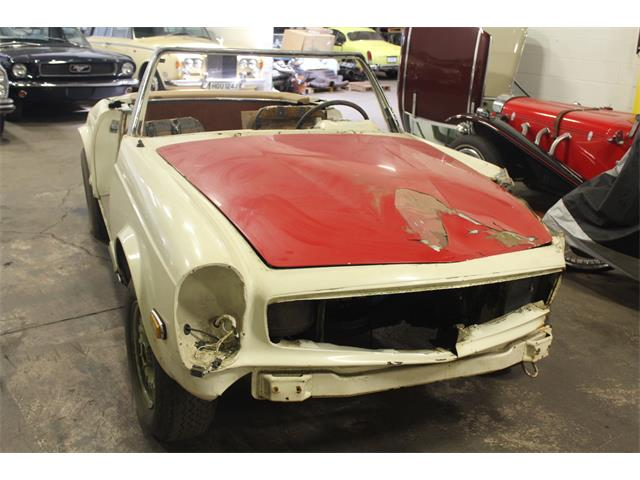 1971 Mercedes-Benz 280SL (CC-1454665) for sale in CLEVELAND, Ohio