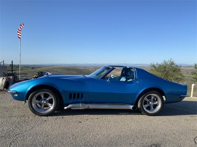 1968 Chevrolet Corvette (CC-1454668) for sale in Paso Robles, California