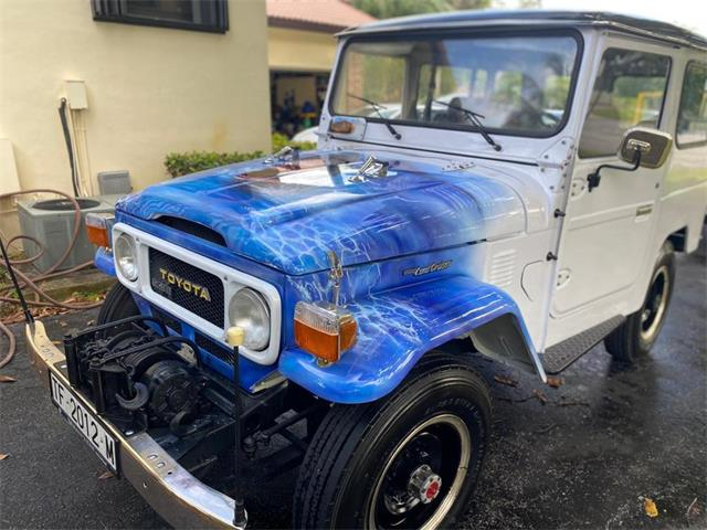 1980 Toyota Land Cruiser BJ40 (CC-1454675) for sale in Miami, Florida
