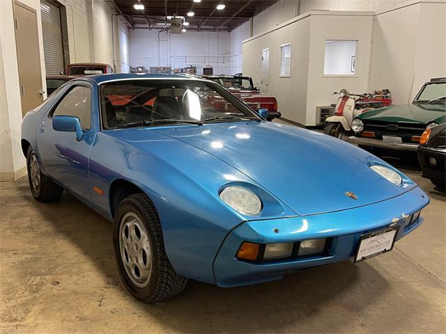 1978 Porsche 928 (CC-1454677) for sale in CLEVELAND, Ohio
