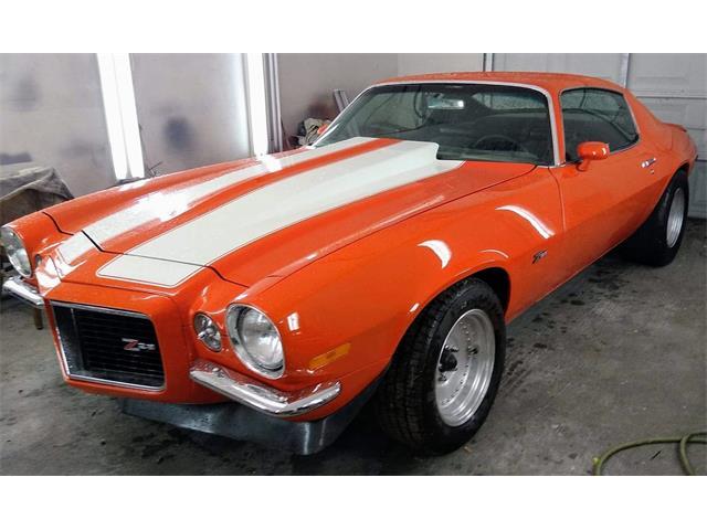 1970 Chevrolet Camaro (CC-1454687) for sale in Hixson , Tennessee