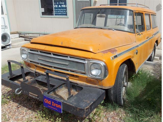 1968 International Harvester Travelall (CC-1454706) for sale in Tucson, AZ - Arizona