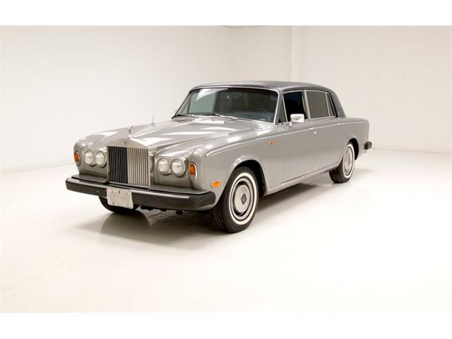 1979 Rolls-Royce Silver Wraith (CC-1454720) for sale in Morgantown, Pennsylvania