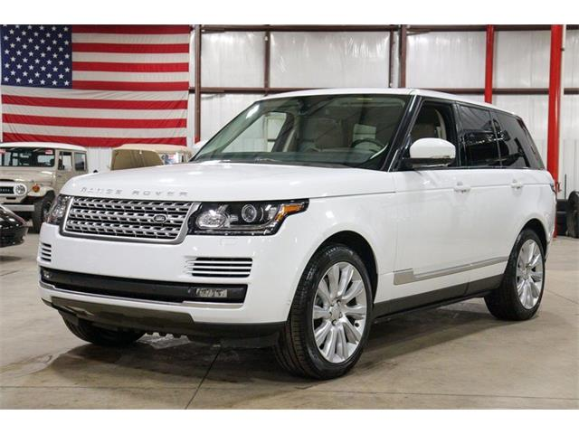 2015 Land Rover Range Rover (CC-1454730) for sale in Kentwood, Michigan