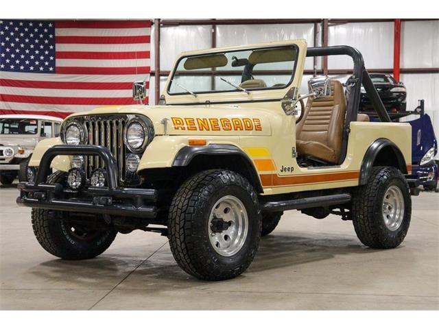1985 Jeep CJ (CC-1454737) for sale in Kentwood, Michigan