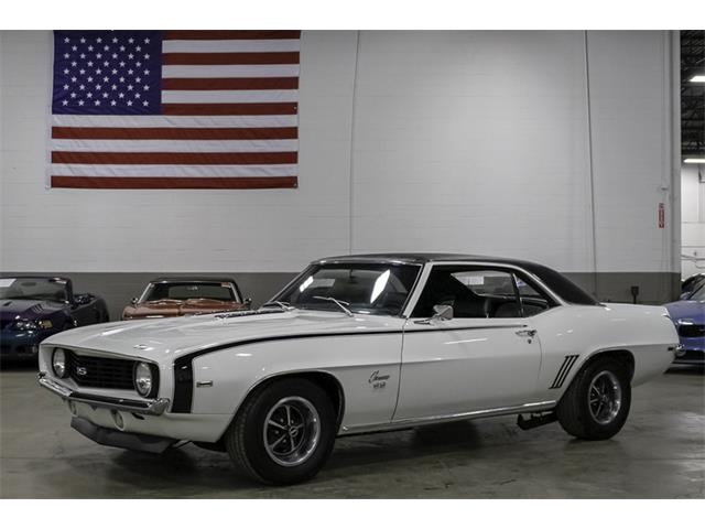 1969 Chevrolet Camaro (CC-1454752) for sale in Kentwood, Michigan