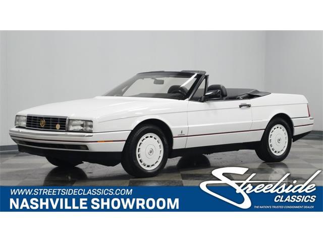 1991 Cadillac Allante (CC-1454765) for sale in Lavergne, Tennessee