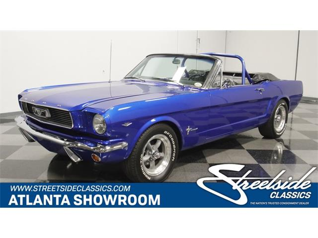 1966 Ford Mustang (CC-1454786) for sale in Lithia Springs, Georgia
