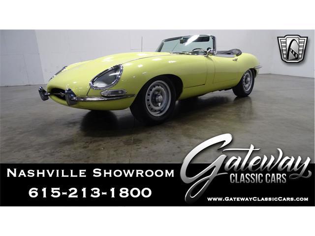 1967 Jaguar E-Type (CC-1450479) for sale in O'Fallon, Illinois