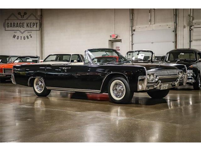 1961 Lincoln Continental (CC-1454803) for sale in Grand Rapids, Michigan