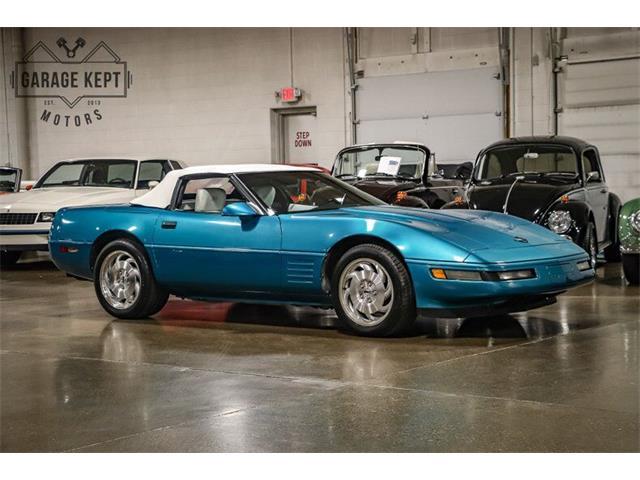 1993 Chevrolet Corvette (CC-1454818) for sale in Grand Rapids, Michigan