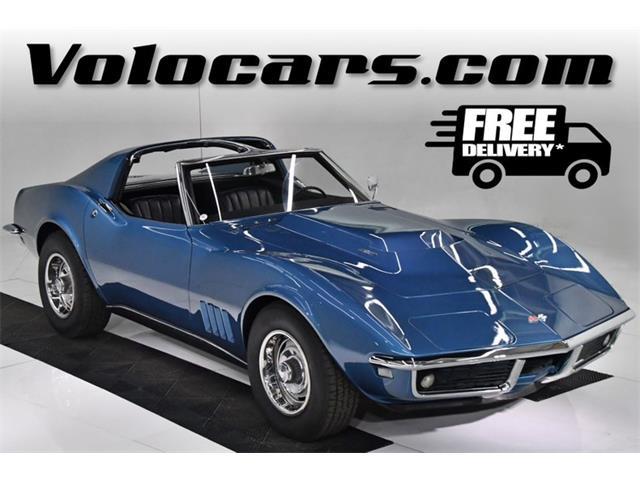 1968 Chevrolet Corvette (CC-1454829) for sale in Volo, Illinois