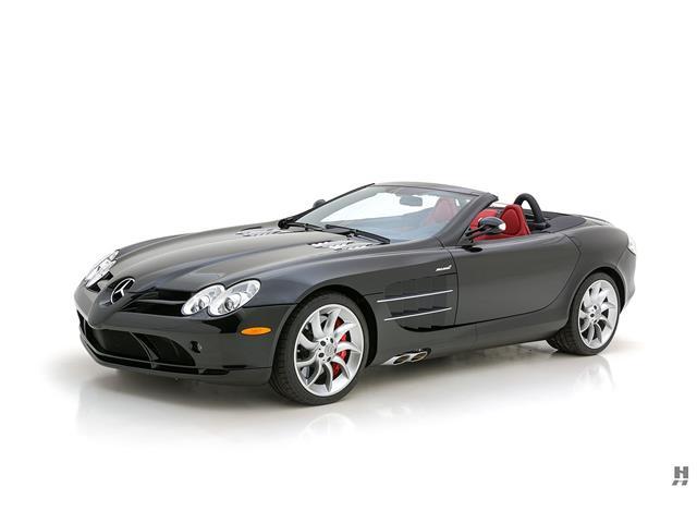 2008 Mercedes-Benz SLR McLaren (CC-1454832) for sale in Saint Louis, Missouri