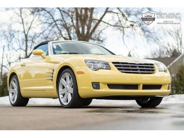 2005 Chrysler Crossfire (CC-1454843) for sale in Milford, Michigan