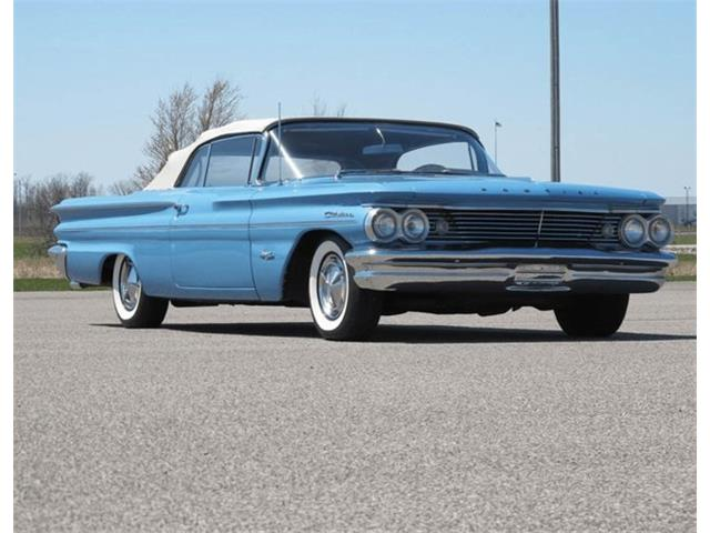 1960 Pontiac Catalina (CC-1454848) for sale in Milford, Michigan