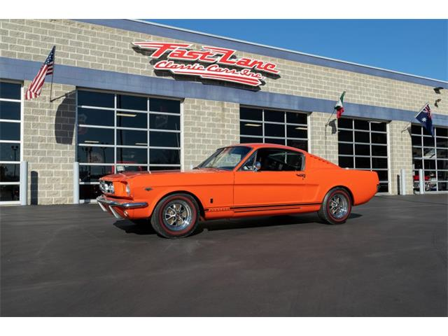 1965 Ford Mustang (CC-1454855) for sale in St. Charles, Missouri