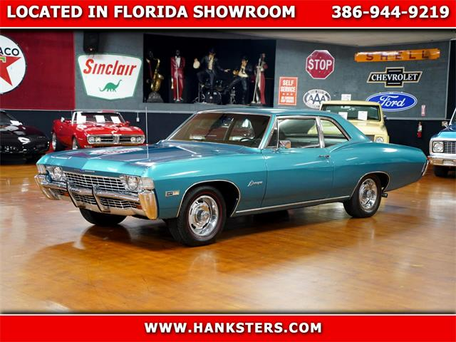 1968 Chevrolet Biscayne (CC-1454870) for sale in Homer City, Pennsylvania