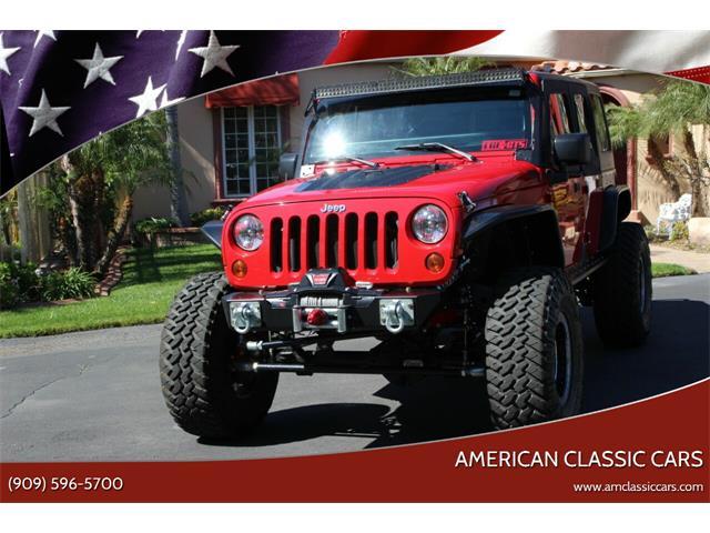 2010 Jeep Wrangler (CC-1454876) for sale in La Verne, California