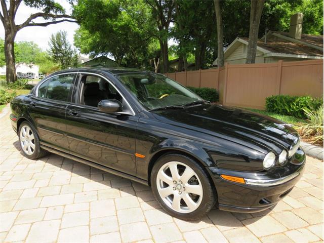 2004 Jaguar X-Type (CC-1454882) for sale in Lakeland, Florida