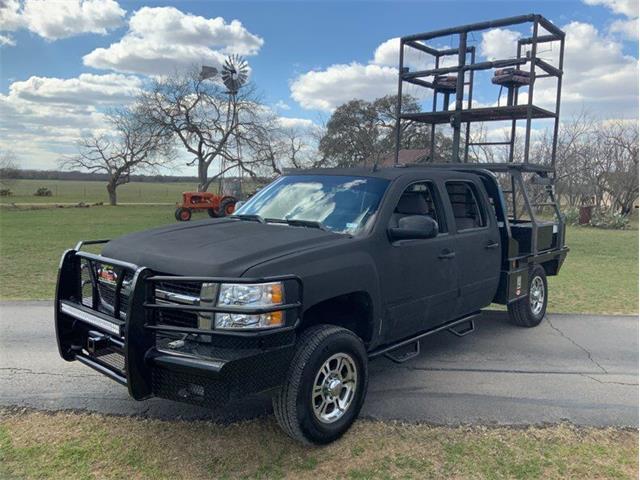 2008 Chevrolet Silverado (CC-1454884) for sale in Fredericksburg, Texas