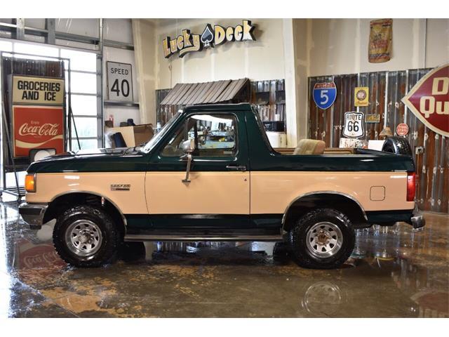 1991 Ford Bronco (CC-1454897) for sale in Redmond, Oregon