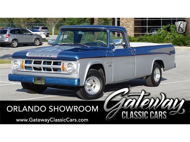 1968 Dodge D100 (CC-1454900) for sale in O'Fallon, Illinois